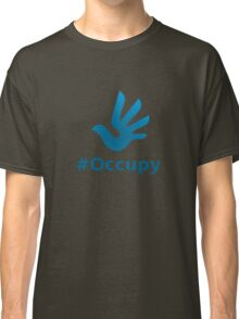 Occupy with HR Dove Logo Classic T-Shirt