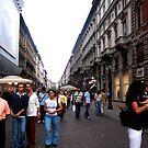Milano Walking  by Kittycat10