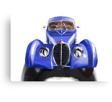 Bugatti Atlantic Canvas Print