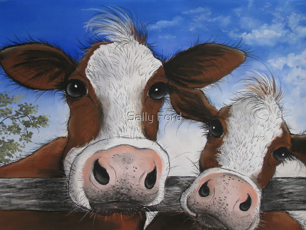 """"""" The Grass is Greener """" by Sally Ford"""