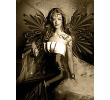 "Angel Series I - ""Soullight Mirrors"" Photographic Print"