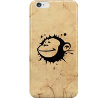 Monkeysplat iPhone Case/Skin