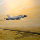 Desert streak by Jack Froelich