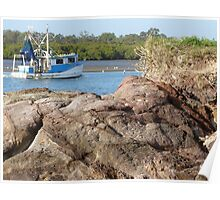 Cabbage Tree Creek Poster