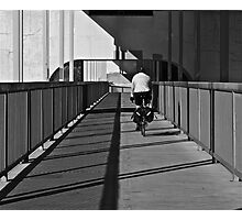 Commuter Photographic Print