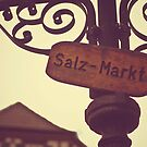 Market sign  by Julia Goss