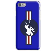 Ministry of Magic Air Force Insignia US iPhone Case/Skin