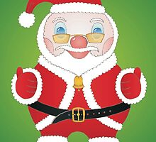 Father  Christmas by 123jim