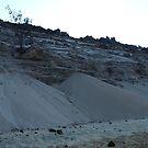Sand Cliff by Colin Van Der Heide