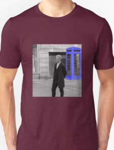 Doctor Who Mad Man In a Blue Box Unisex T-Shirt