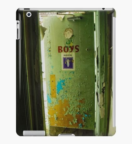 Boys! Boys! Boys!  iPad Case/Skin