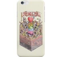 Love Conquers All iPhone Case/Skin