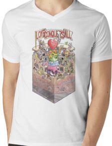 Love Conquers All Mens V-Neck T-Shirt