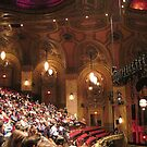 Shea's Buffalo Theatre, balcony by Ray Vaughan