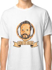Joss Is Boss Classic T-Shirt