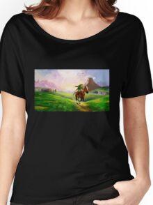 Zelda! Women's Relaxed Fit T-Shirt
