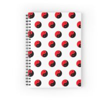 The Yin to your Yang Spiral Notebook
