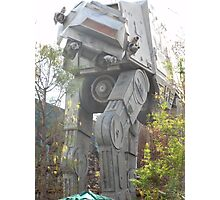 Star Wars At-At Photographic Print