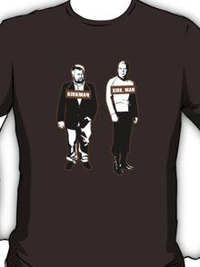 Kirkman. Kirk, Man. T-Shirt