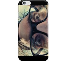 Hipster Man iphone case iPhone Case/Skin