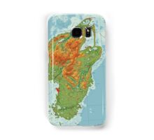 Canis - Land of the Wolf Samsung Galaxy Case/Skin