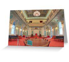 Queensland Parliament • Brisbane • Australia Greeting Card