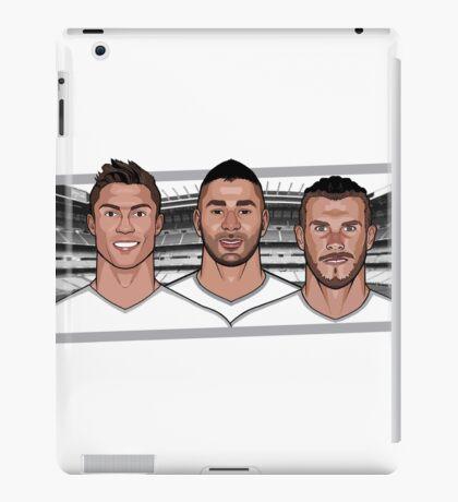 BBC - Bale Benzema Cristiano iPad Case/Skin
