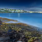 A New Day - Lurline Bay, Sydney by Mark  Lucey