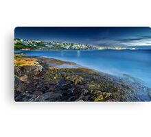 A New Day - Lurline Bay, Sydney Canvas Print