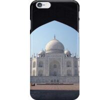 Taj Mahal, India iPhone Case/Skin