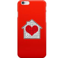I Love House Music iPhone Case/Skin
