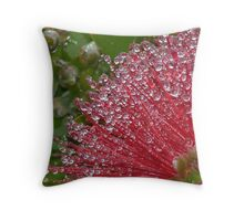 City Lights - detail Throw Pillow