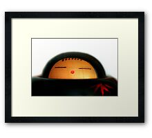 Japanese Doll Framed Print
