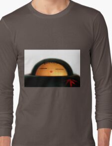 Japanese Doll Long Sleeve T-Shirt