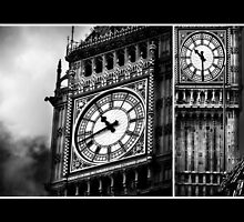 Big Ben | All in a Day's Work by Damienne Bingham