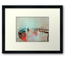 A new day has come II  Framed Print
