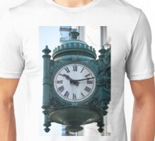 Marshall fields clock Unisex T-Shirt
