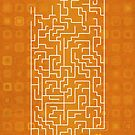 Baby in a maze by metalspud