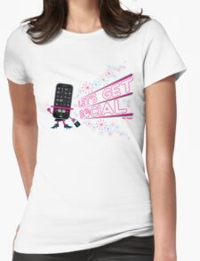 Miss Appy: Let's get social T-Shirt