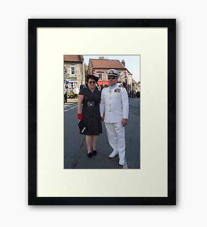 The Pickering War Weekend 2011 60 Framed Print