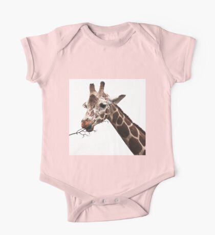 hungry giraffe One Piece - Short Sleeve