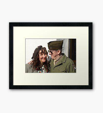 The Pickering War Weekend 2011 61 Framed Print