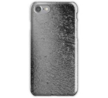 Raindrops Ripples and Bubbles iPhone Case/Skin