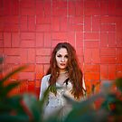 Model Portfolio - Mona I by deahna