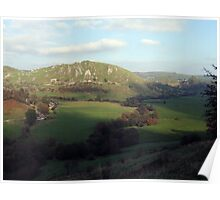 Chrome Hill & Parkhouse Hill Poster