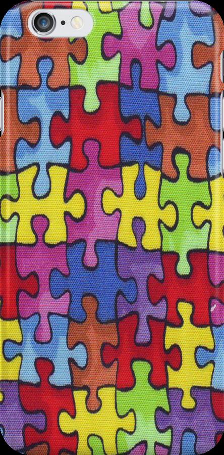 Autism Cure Puzzle by purplesensation