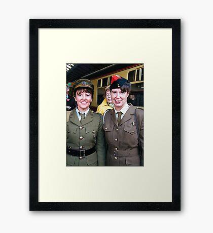 The Pickering War Weekend 2011 65 Framed Print
