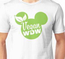 Vegan WDW Logo Unisex T-Shirt