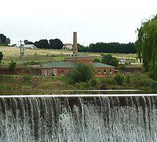 Goulburn Historic Waterworks & Marsden Weir (1885) by DashTravels
