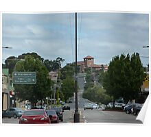Auburn Street, Goulburn Poster